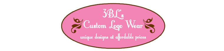 3BL's Custom Logo Wear