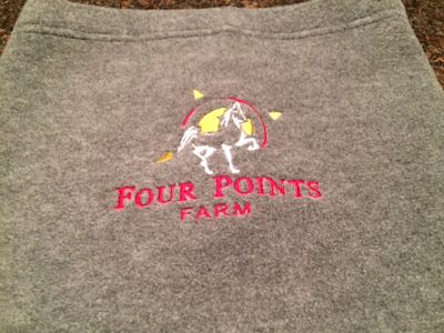 Fleece Neck Gaiter (FS07) Four Points Farm