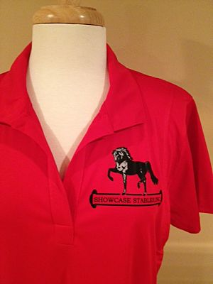 Short Sleeve Polo Shirt SC