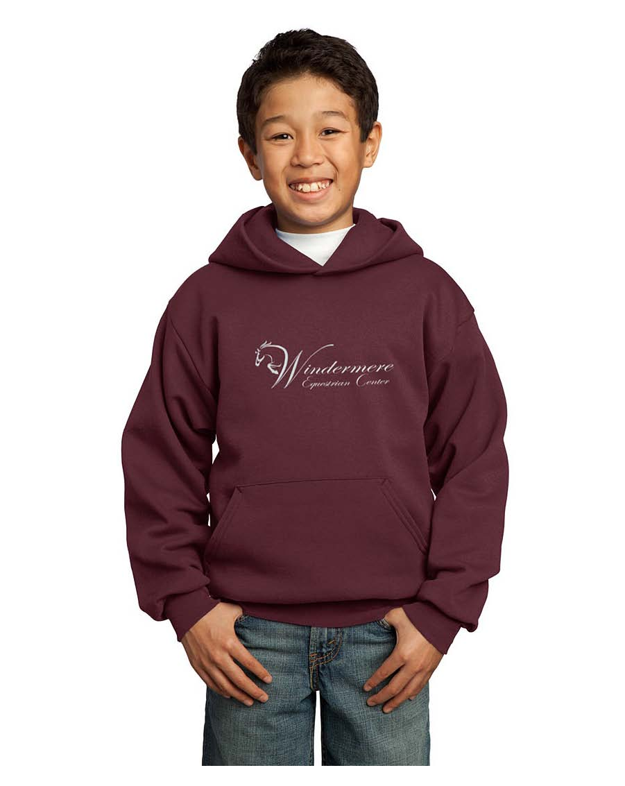 Pull-Over Hoodie - Windermere Equestrian Center