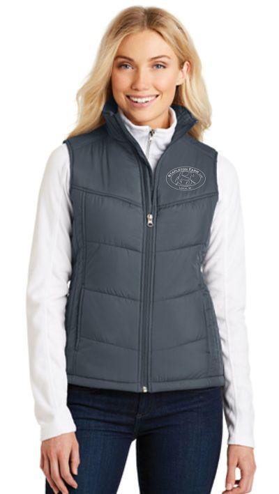 Vest (Puffy Port Authority L709 ) - Stapleton Farm