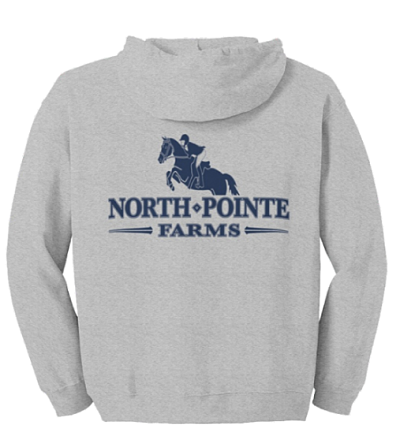 Full-Zip Hoodie - North Pointe Farms (18600)