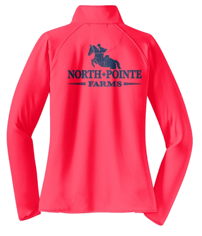 Sport Tek Fleece Lined 1/4 zip - North Pointe Farms (LST850)