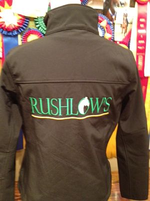 Heavier-Weight Soft Shell Glacier Jacket-Rushlow's (L790)