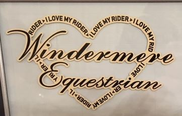 Windermere Window Sticker